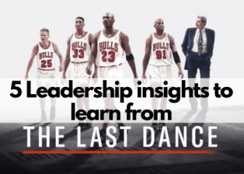 5 Leadership insights to learn from The Last Dance